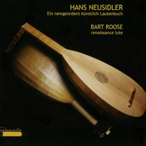 "Newsidler ""Lute Music of Nurnberg"""