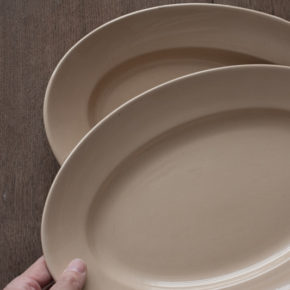 Oval Plate 32cm